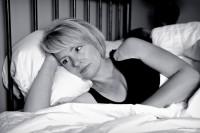 woman insomnia